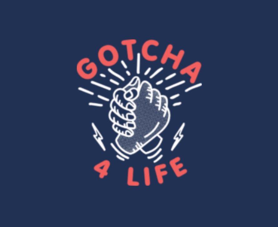 Gotcha 4 Life logo