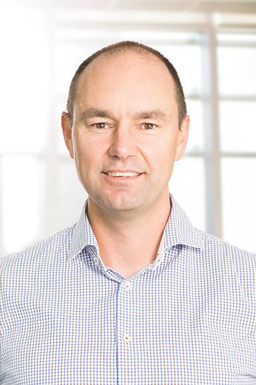 Craig Baldie - Country Director - Lion - portrait